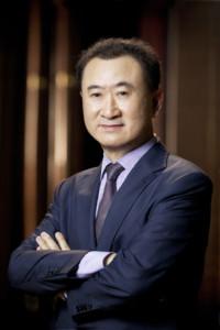 Wang Jianlin, magnat de l'industrie cinématographique chinoise. Crédit PR Newswire.