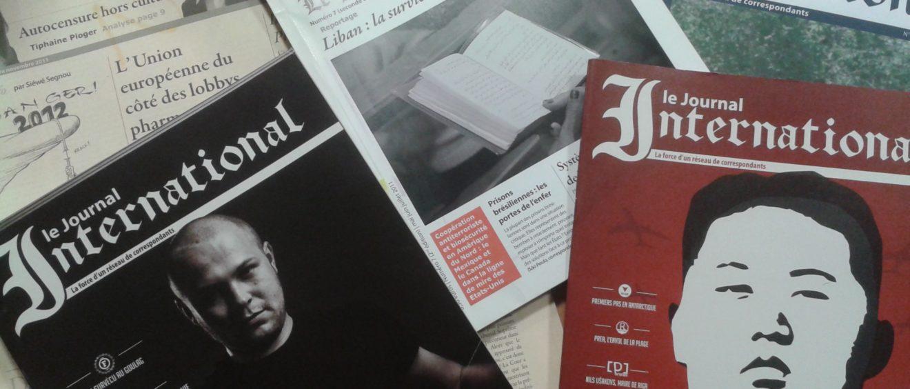 Crédit Le Journal International - tous droits réservés