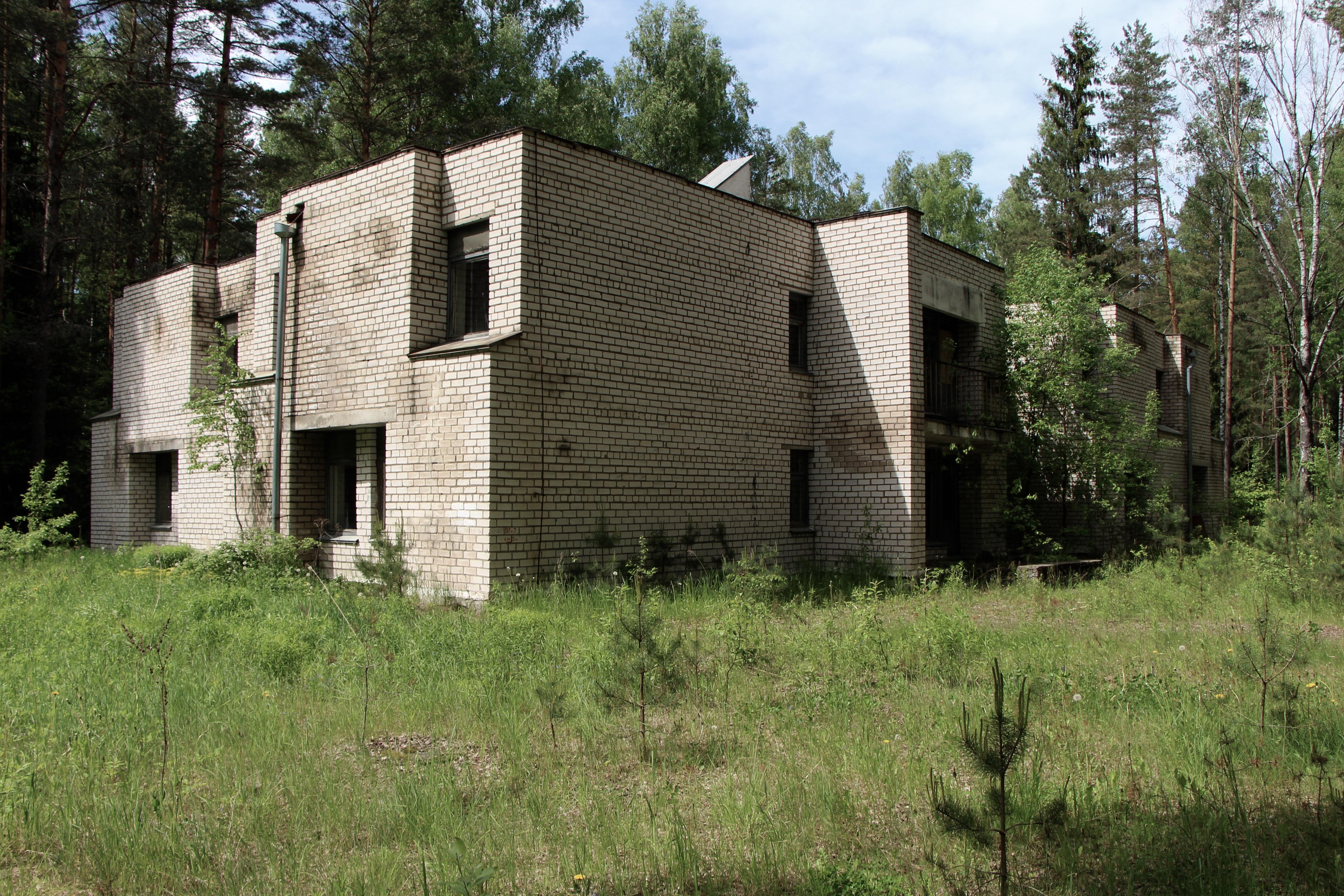 Nouveau type de bâtiments. Crédit Eugénie Rousak.