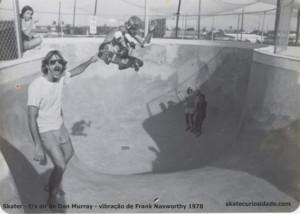 1978 : Frank Nasworthy, Dan Murray, Cadillac Wheels. Crédit Craig Snyder.