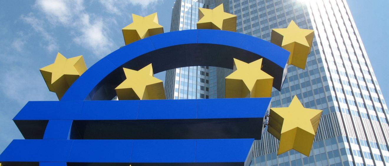 Les bâtiments de la banque centrale européenne. Crédit MPD01605 (Flickr).