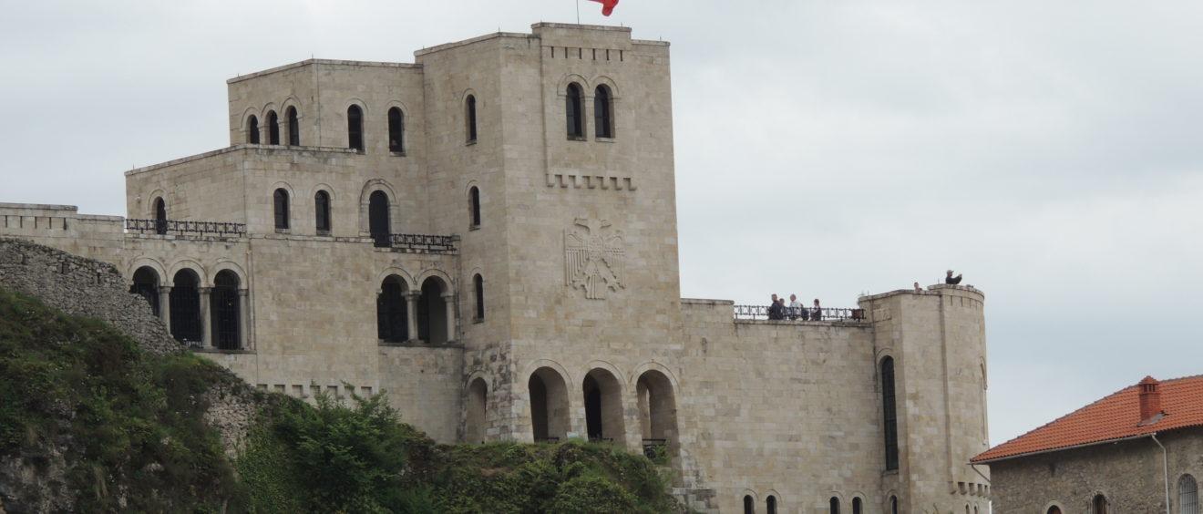 Château de Kruja (Photo IsmailGagica)
