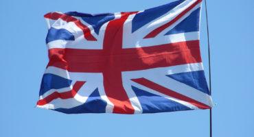 Drapeau du Royaume-Uni. Crédit Rob Micthell.