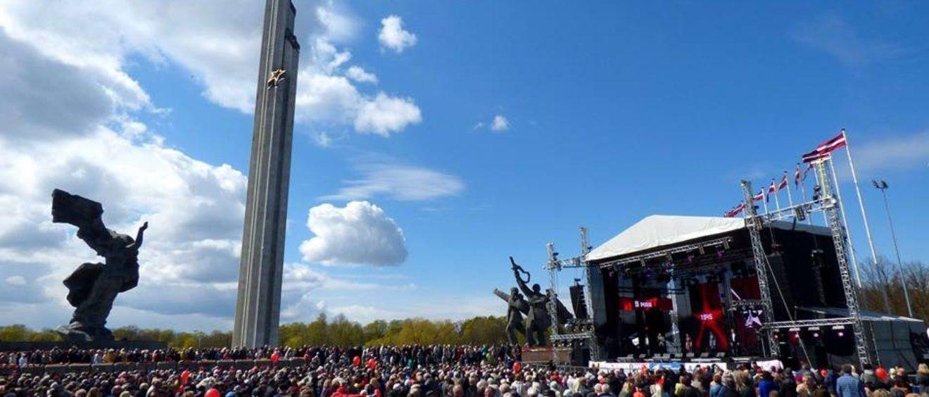 Le monument de la victoire. Crédit Elisa Maziere.