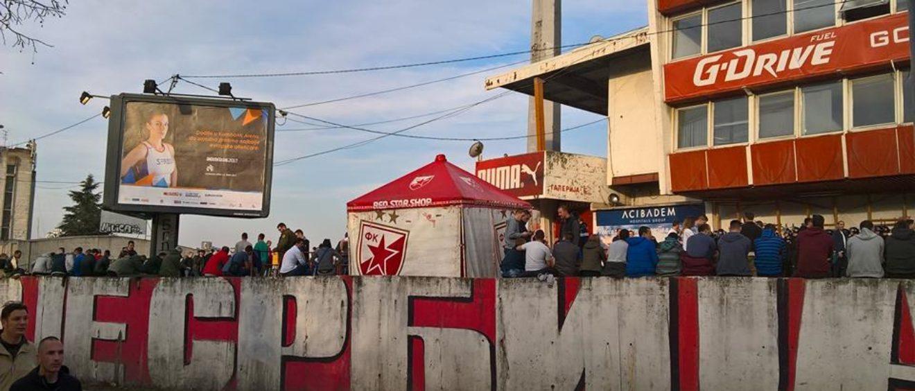 Vétuste mais historique stade Maracana. Crédit photo : Pierre-Alix Pajot.