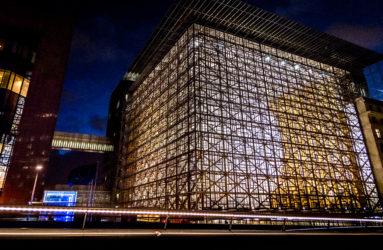 Conseil européen, Bruxelles.