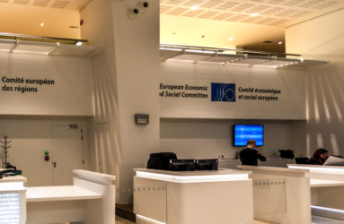 Comité européen des régions et Conseil économique et social européen, Bruxelles.