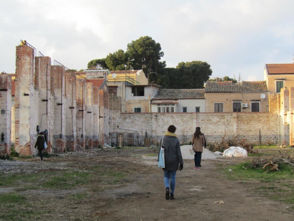 Les Cantieri della Zisa à Palerme, un nouveau champs des possibles Crédits : Elsa Pécot