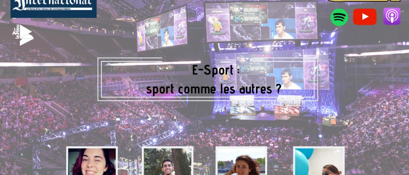 Pnyx - E-Sport : un sport comme les autres ?