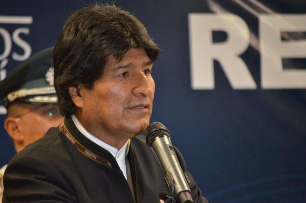 Evo Morales, ancien président de la Bolivie, destitué en novembre 2019
