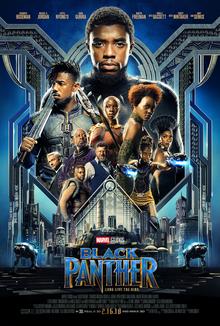 Cinéma, Black Panther, 2018