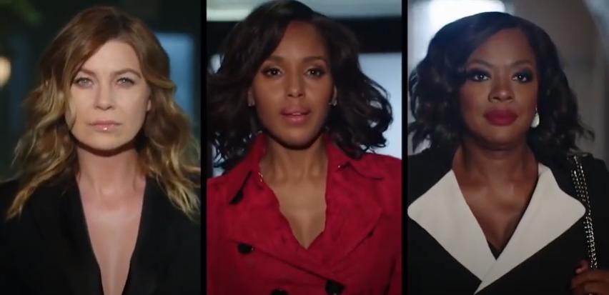 Héroïnes des séries de Shonda Rhimes